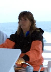Carolina Girl's Captain Jessie Anderson